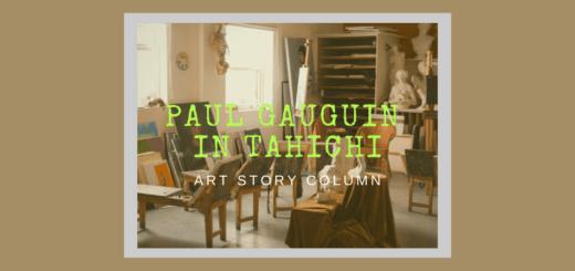 paul gauguin art column
