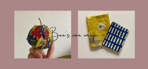 Bee's wax wrap
