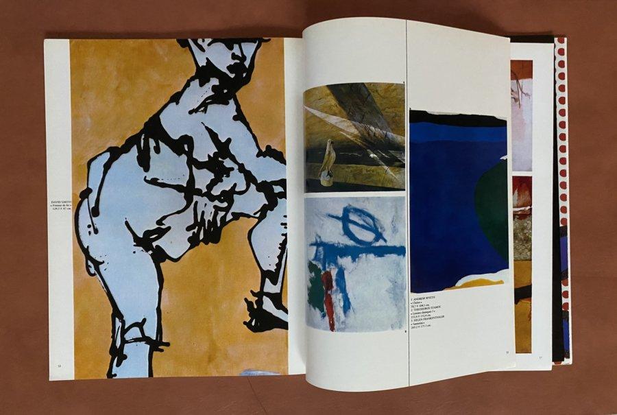 inside of the artbook 2