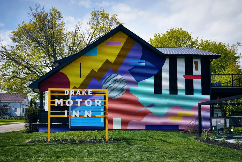 The Drake Motor Inn